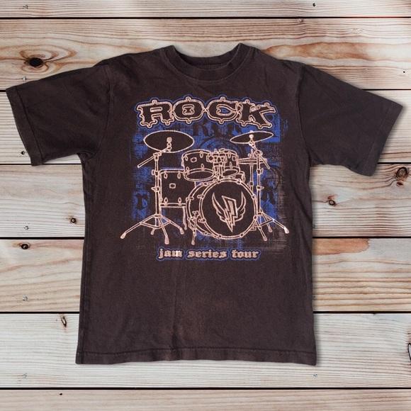 TCP Rock Jam Series Tour Tee Shirt